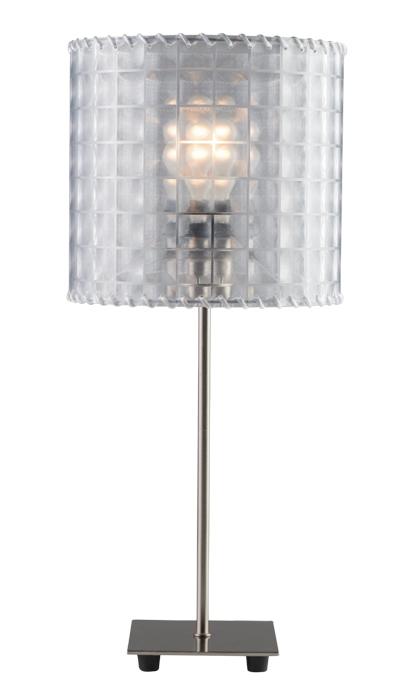lampe de table d corative design pi ge de crystal laloux stores do it yourself pour vos. Black Bedroom Furniture Sets. Home Design Ideas